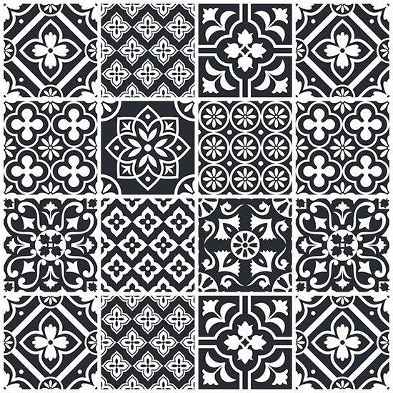 Magnolia 3D Panels. Panel decorativo Java Hidráulico Black