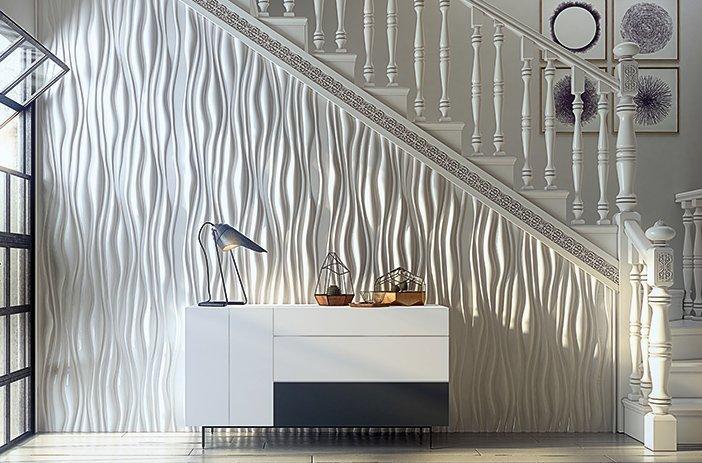 Magnolia 3D Panels. Fabricante de Paneles